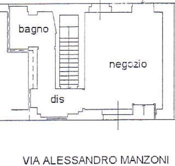 Canegrate | Negozio in Affitto in CANEGRATE | lacasadimilano.it
