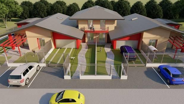 Villa a Schiera in vendita a Fagnano Olona, 4 locali, prezzo € 330.000 | PortaleAgenzieImmobiliari.it