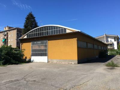Capannone - Laboratorio in Vendita a San Vittore Olona