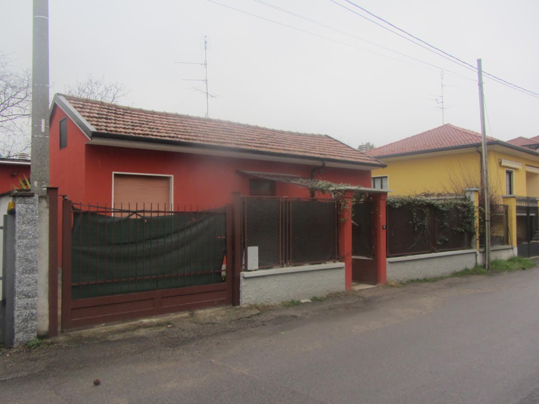 Villa in vendita a Canegrate, 2 locali, prezzo € 170.000 | Cambio Casa.it