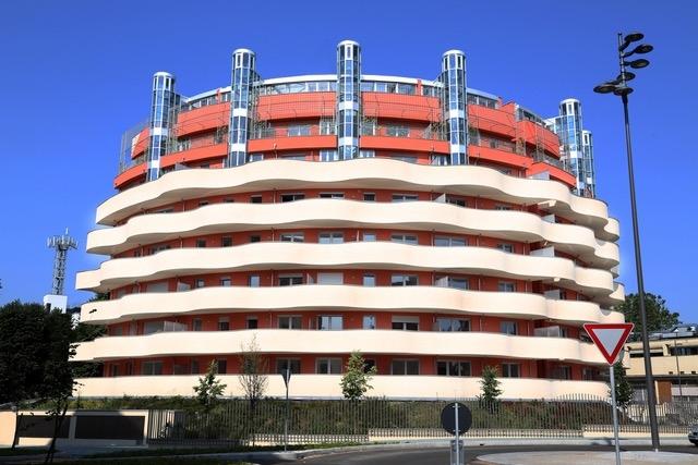 Appartamento in affitto a Legnano, 1 locali, zona Zona: Centro, prezzo € 500   CambioCasa.it