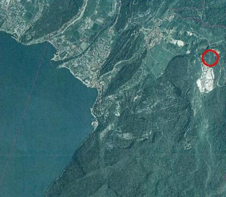 Terreno Edificabile Residenziale in Vendita a Nago-Torbole