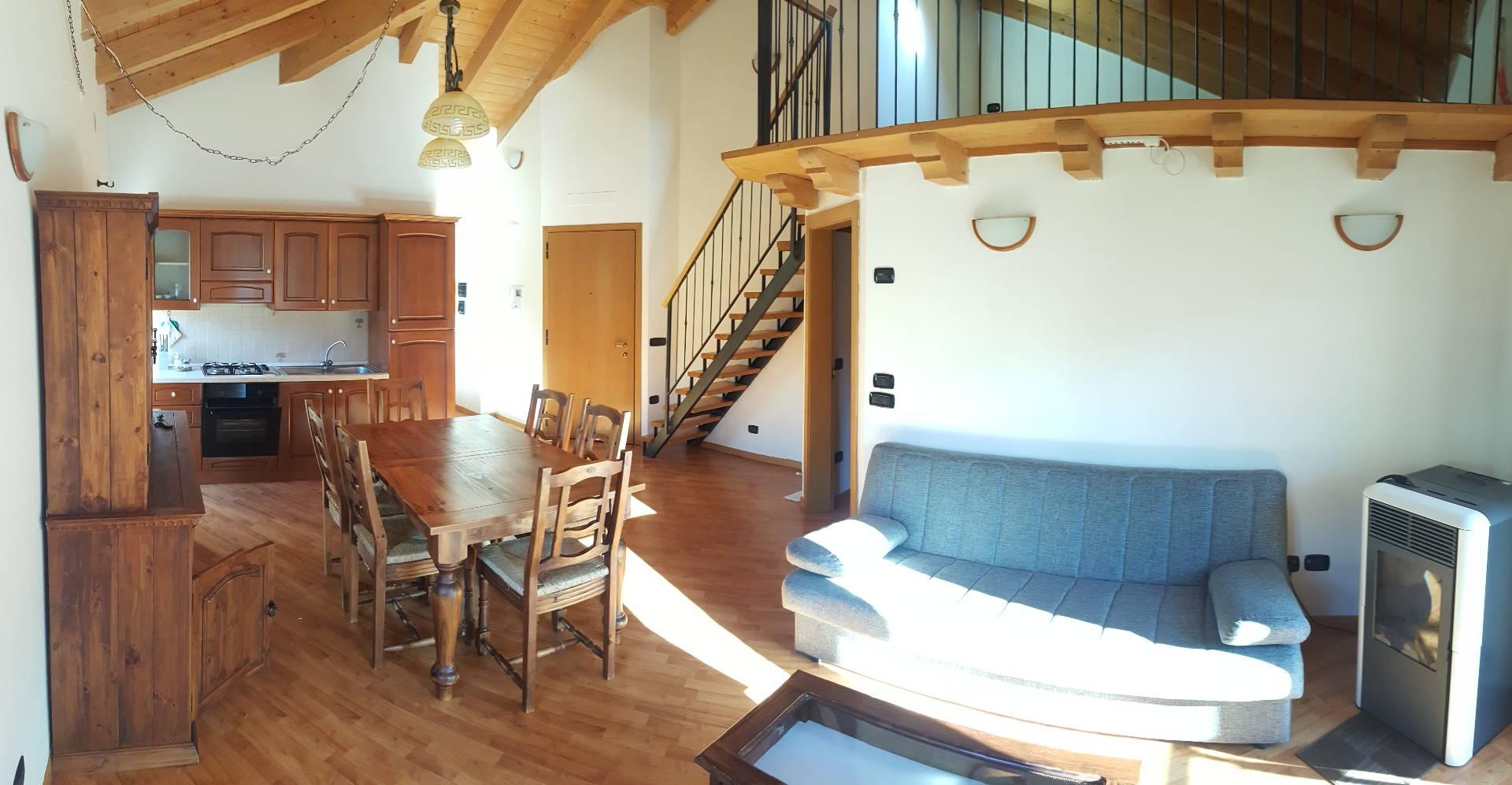 Appartamento in affitto a Molina di Ledro, 3 locali, prezzo € 650 | CambioCasa.it