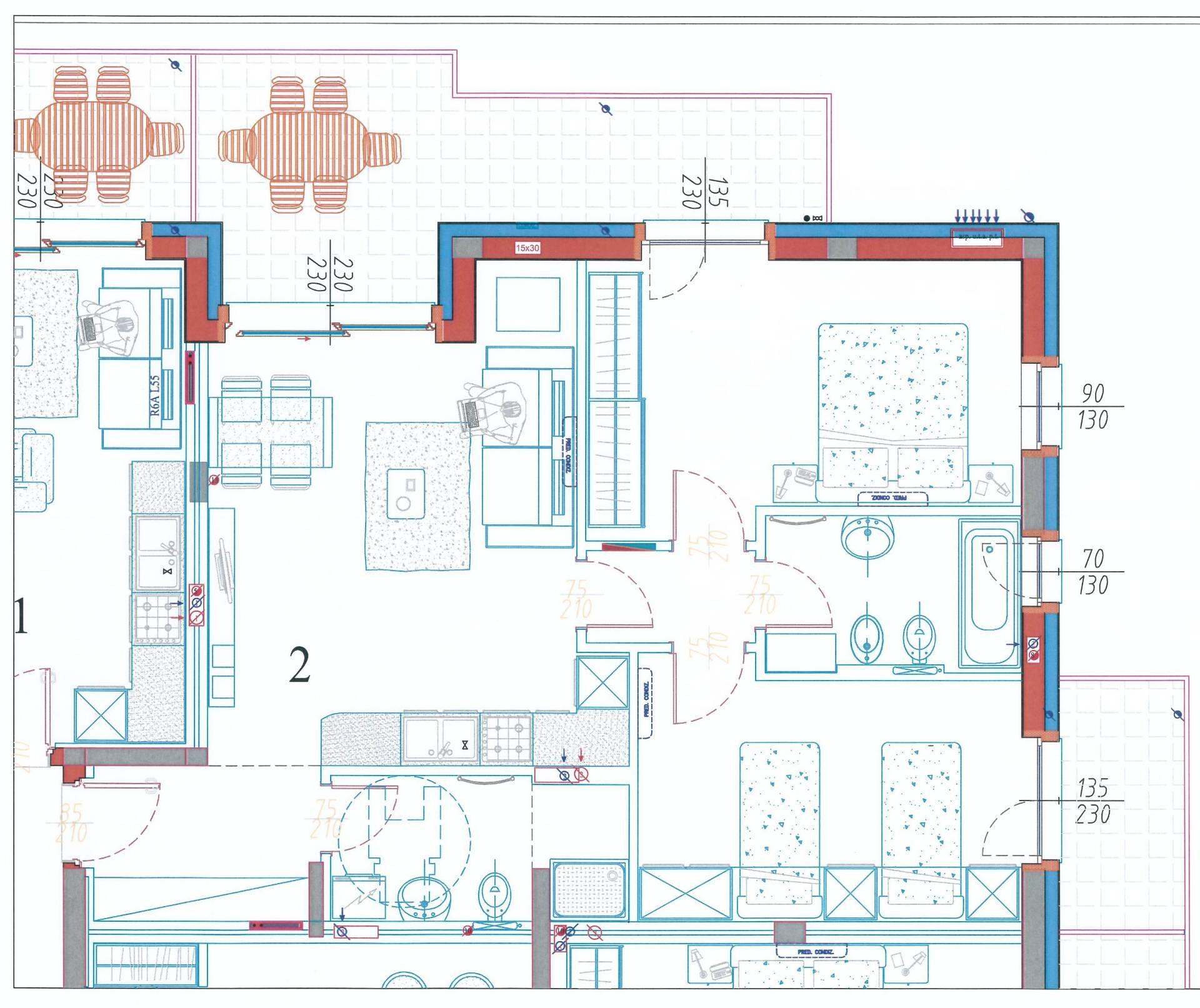 Appartamento in vendita a Riva del Garda, 3 locali, zona Zona: Riva, prezzo € 289.000   CambioCasa.it