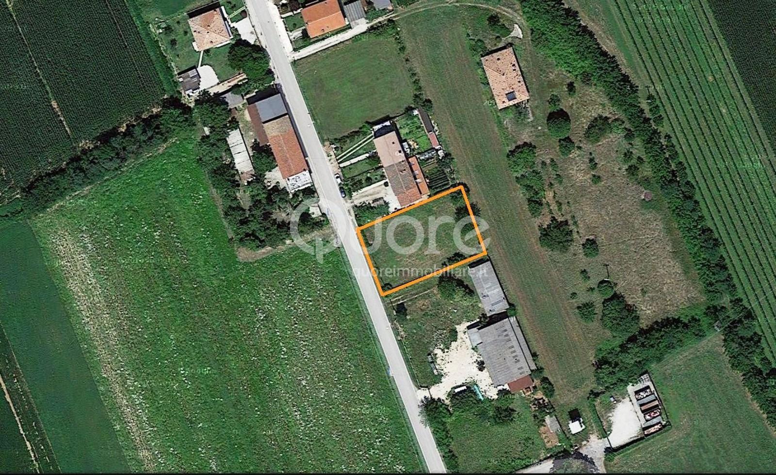Terreno Edificabile Residenziale in Vendita a Basiliano