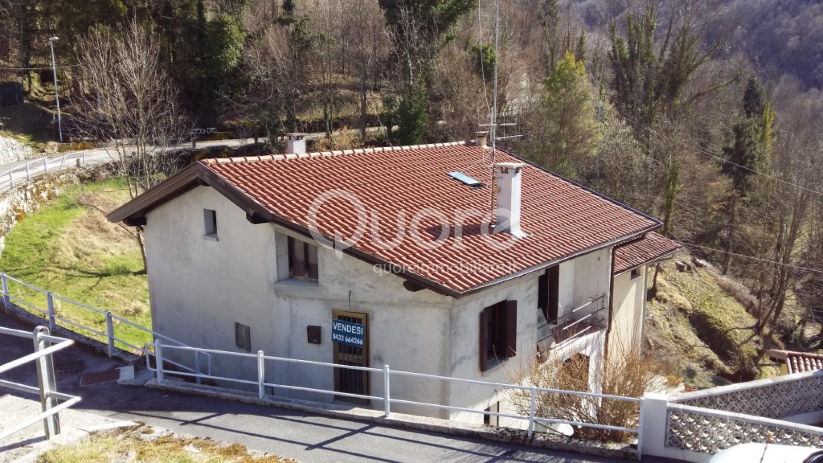 Soluzione Indipendente in vendita a Taipana, 6 locali, zona Zona: Cornappo, prezzo € 25.000 | Cambio Casa.it