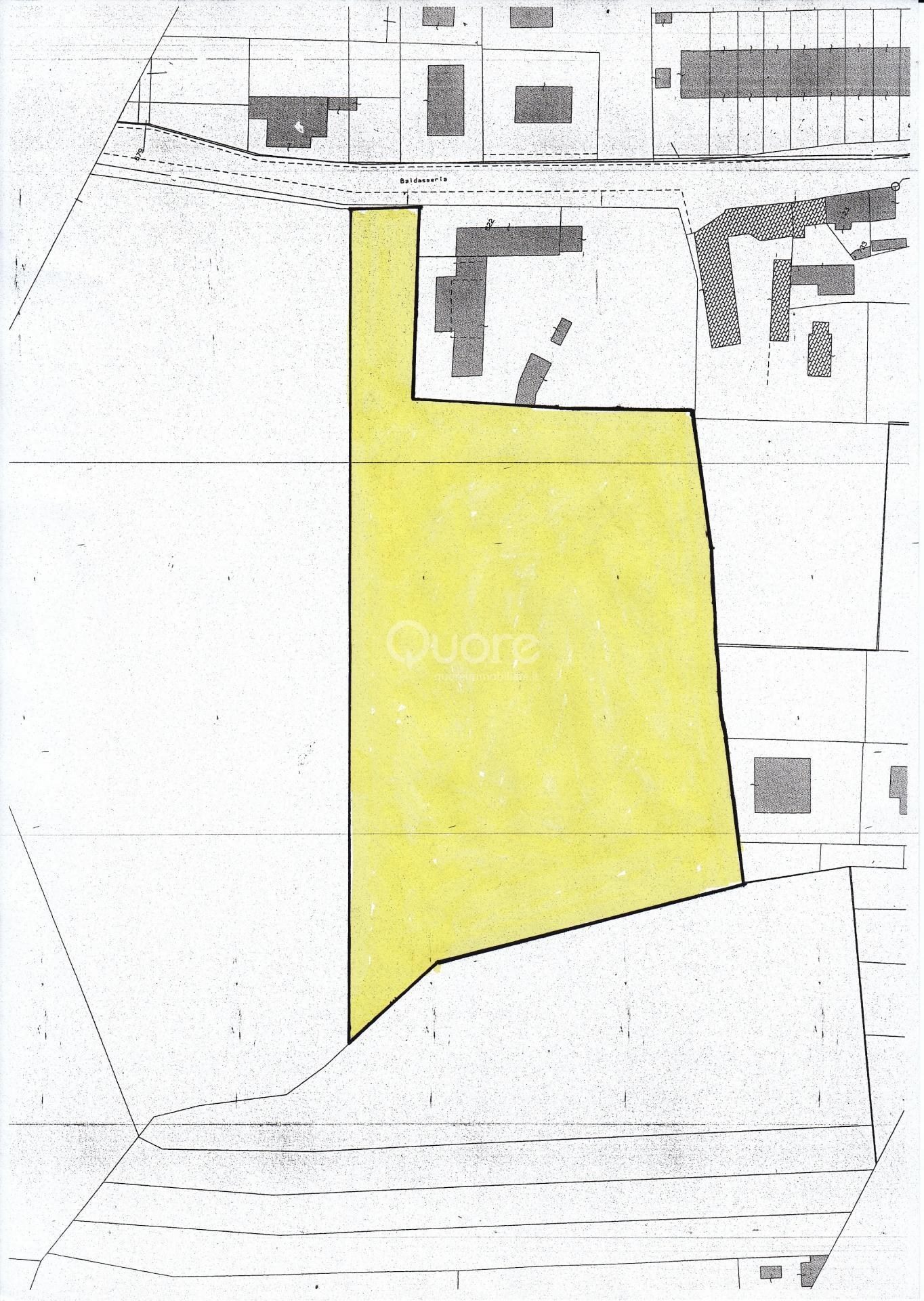 Terreno Edificabile Residenziale in vendita a Udine, 9999 locali, zona Località: BaldasseriaBassa, Trattative riservate | Cambio Casa.it