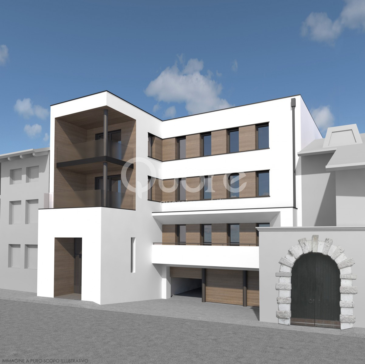 Appartamento in vendita a Tolmezzo, 3 locali, Trattative riservate   Cambio Casa.it