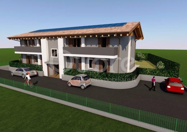 Appartamento in vendita a Pagnacco, 5 locali, zona Zona: Plaino, prezzo € 245.000   Cambio Casa.it