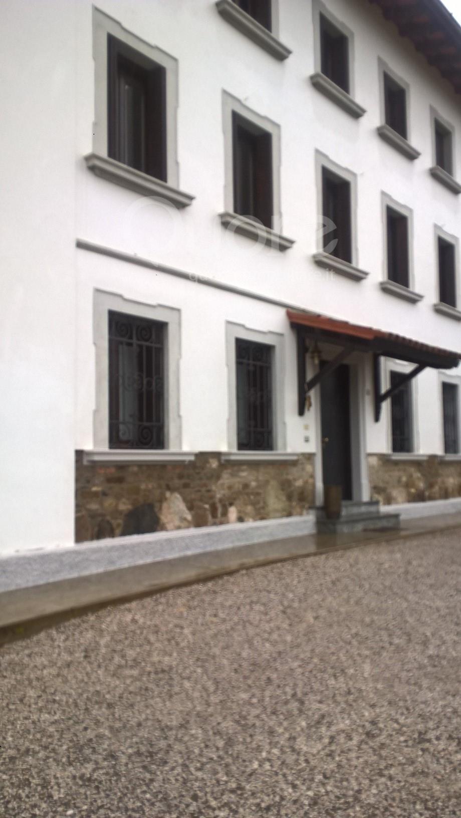 Soluzione Semindipendente in affitto a Pagnacco, 5 locali, zona Zona: Fontanabona, prezzo € 480   Cambio Casa.it