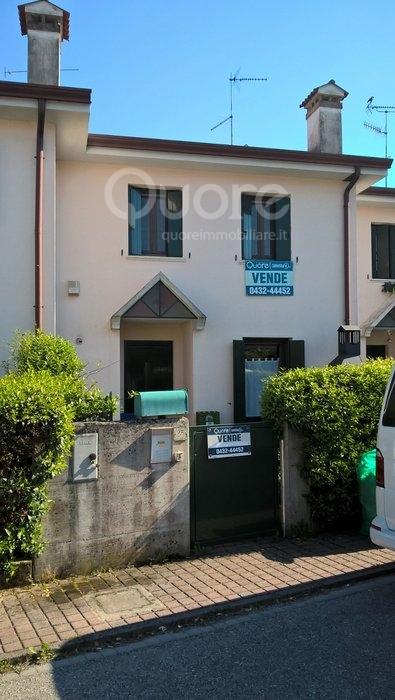 Villa a Schiera in Vendita a Tavagnacco