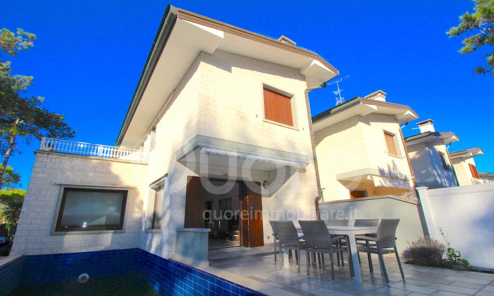 Villa Betulle con piscina