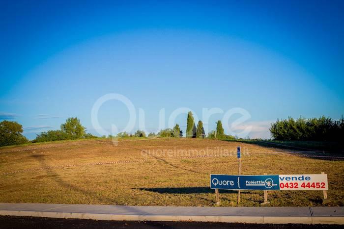 Terreno Edificabile Residenziale in vendita a Pagnacco, 9999 locali, zona Zona: Zampis, prezzo € 118.000   CambioCasa.it