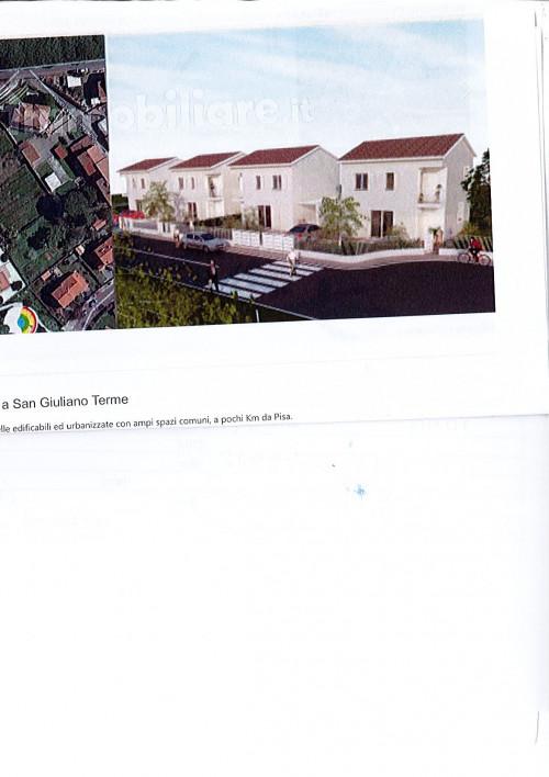 Terreno edif. residenziale a San Giuliano Terme (1/3)