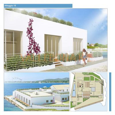 Complesso residenziale di prossima realizzazione in Vendita a Carloforte