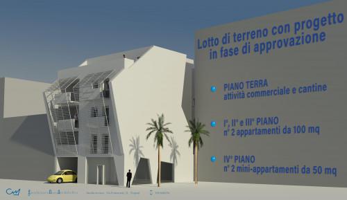 Terreno edificabile in Vendita a Trapani