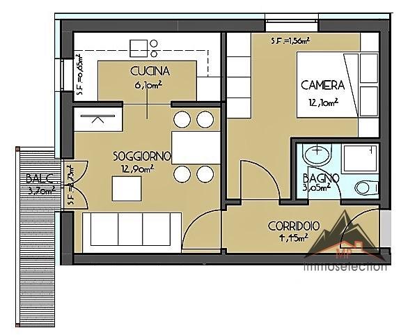 Appartamento in Vendita a Monguelfo