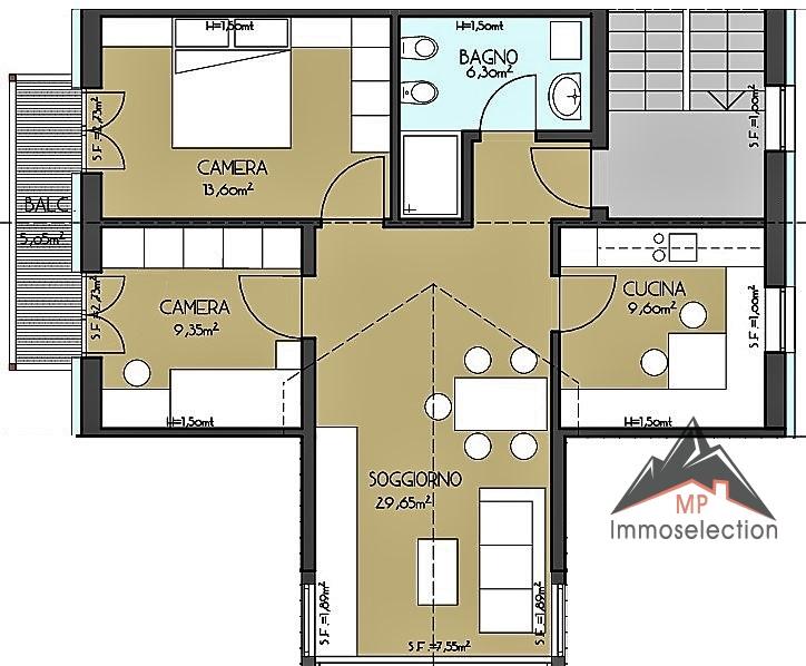 Appartamento in vendita a Monguelfo, 4 locali, zona Località: Welsberg-Monguelfo, prezzo € 342.000 | CambioCasa.it