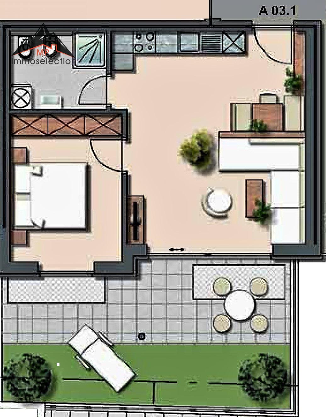 Appartamento in Vendita a Brunico - Bruneck Cod. BK1067-A03.1