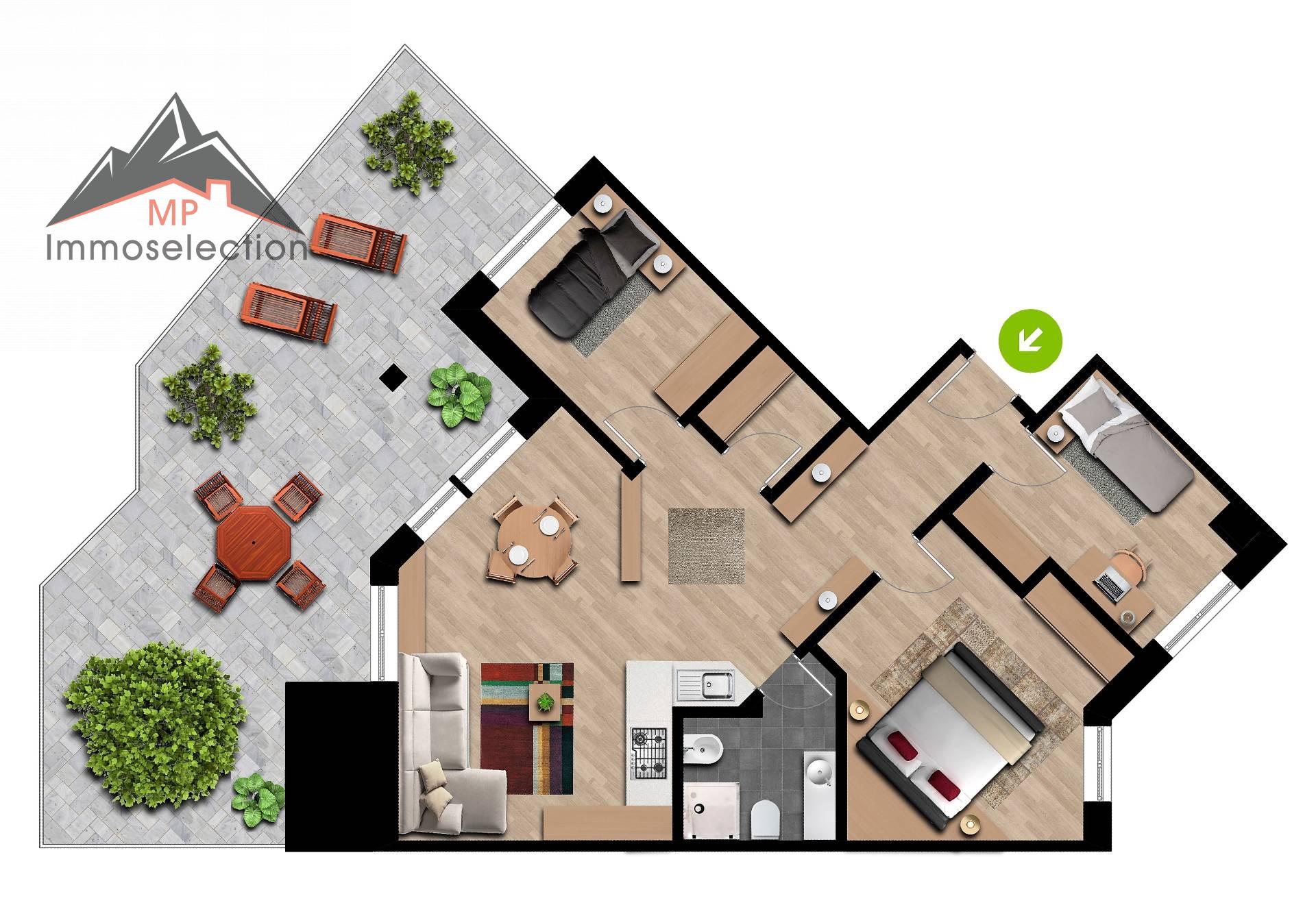 Appartamento in Vendita a Campo Tures