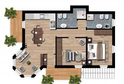 Wohnung zu verkaufen in San Candido - Innichen