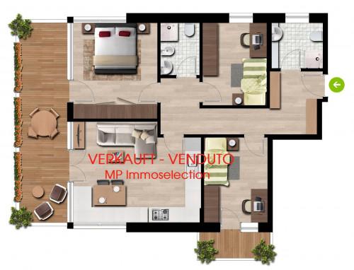 Attico - Penthouse in Vendita a Valdaora - Olang