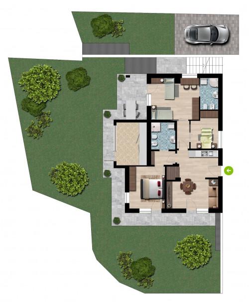 Appartamento in Vendita a Rasun Anterselva - Rasen-Antholz