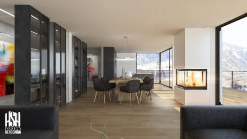 Mansarde - Penthouse zu Verkauf in Campo Tures - Sand in Taufers