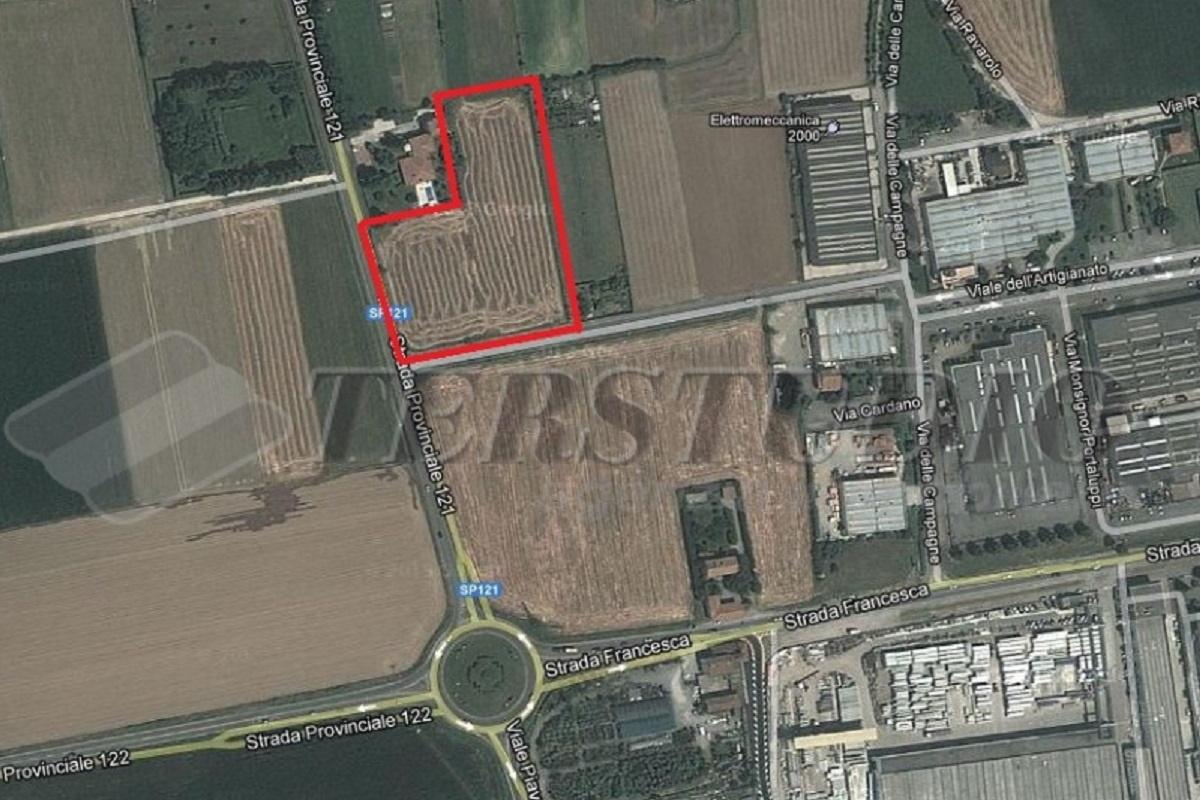 Terreno Edificabile Residenziale in Vendita a Verdello