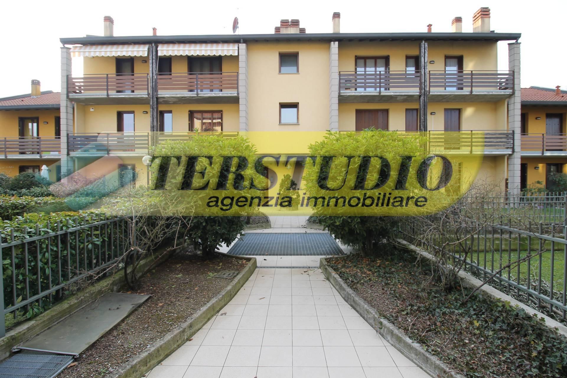Appartamento in affitto a Mozzo, 2 locali, prezzo € 550 | CambioCasa.it