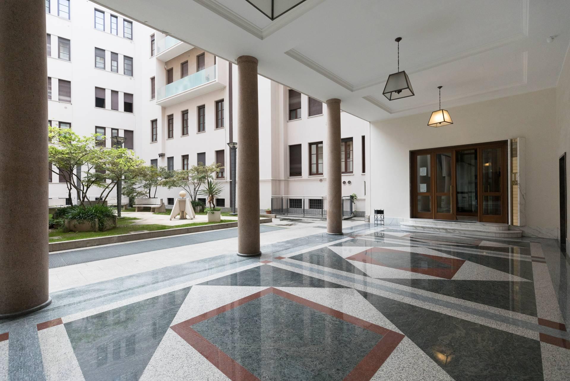 vendita appartamento milano p.ta vittoria  1090000 euro  3 locali  140 mq