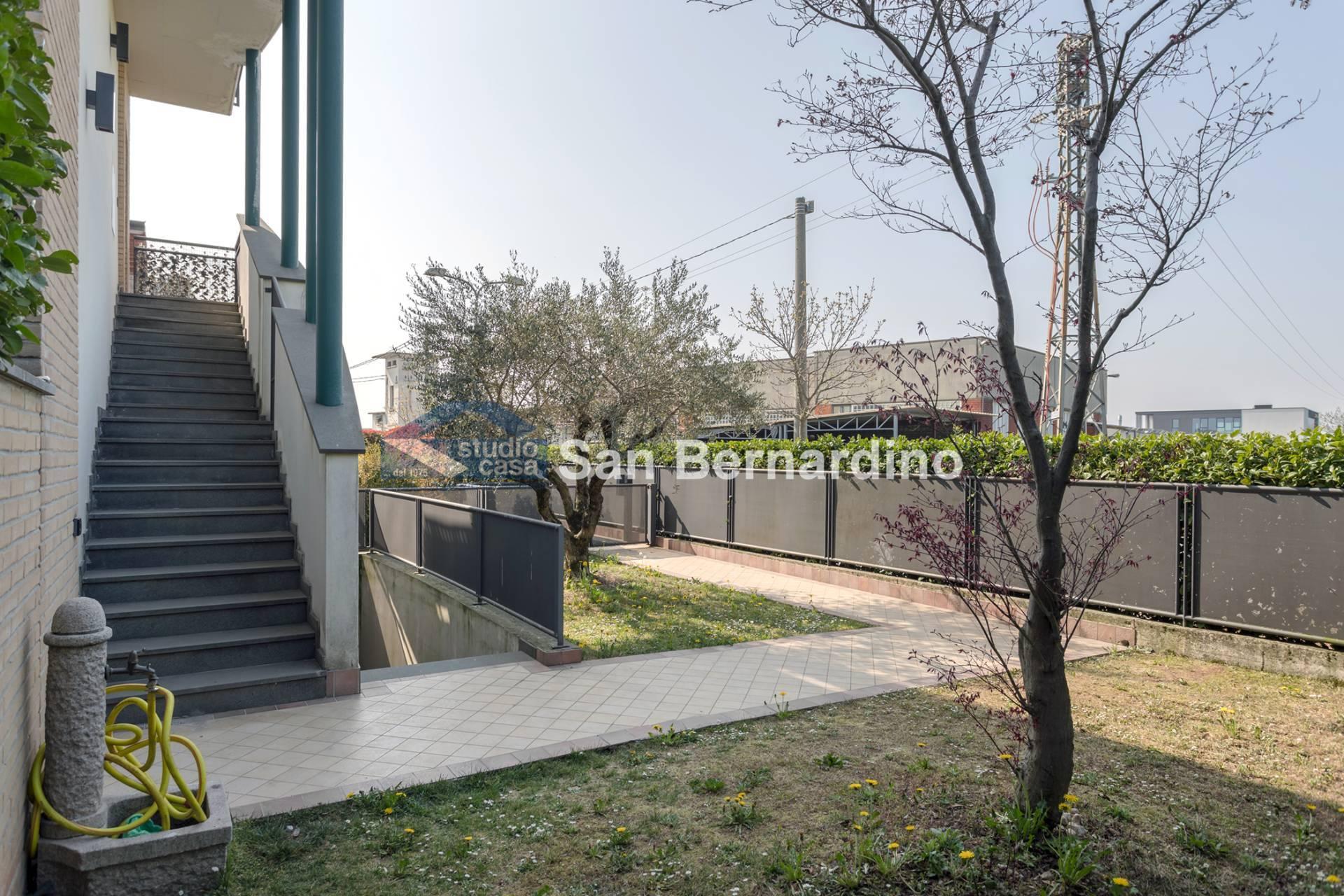 Appartamento in vendita a Azzano San Paolo (BG)