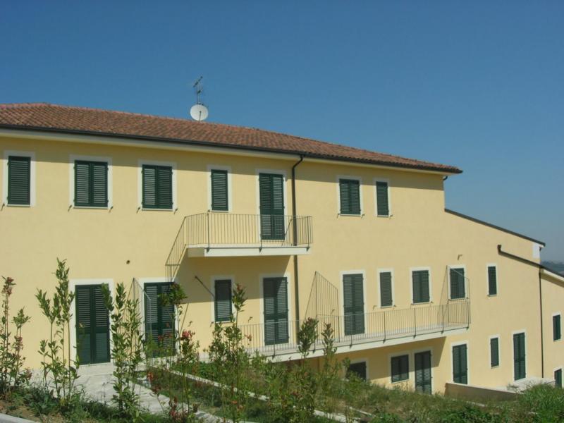 Appartamento in vendita a Servigliano, 4 locali, prezzo € 90.000 | Cambio Casa.it