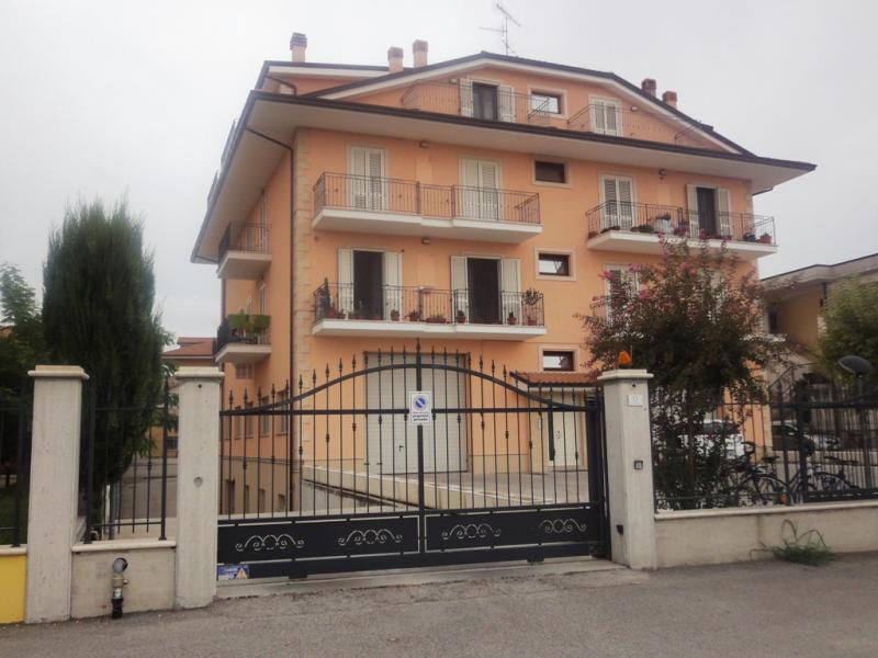 Appartamento in affitto a Ponzano di Fermo, 4 locali, zona Zona: Capparuccia, prezzo € 156.000 | Cambio Casa.it