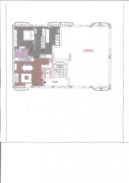 Appartamento in vendita a Porto San Giorgio, 5 locali, prezzo € 320.000 | Cambio Casa.it
