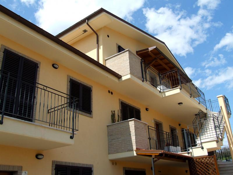 Appartamento in vendita a Fermo, 3 locali, zona Località: Salvano, prezzo € 135.000 | Cambio Casa.it