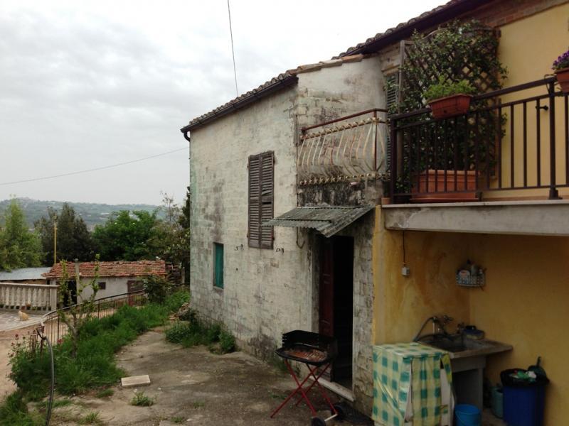 Soluzione Semindipendente in vendita a Servigliano, 5 locali, prezzo € 22.000 | CambioCasa.it