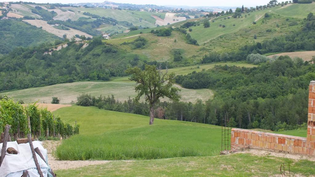Soluzione Indipendente in vendita a Sant'Angelo in Pontano, 10 locali, prezzo € 250.000 | Cambio Casa.it