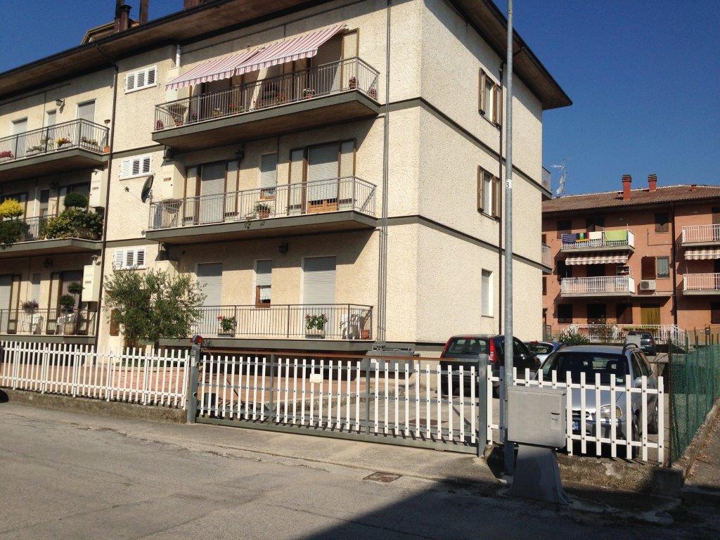 Appartamento in vendita a Montegiorgio, 3 locali, prezzo € 43.000 | CambioCasa.it
