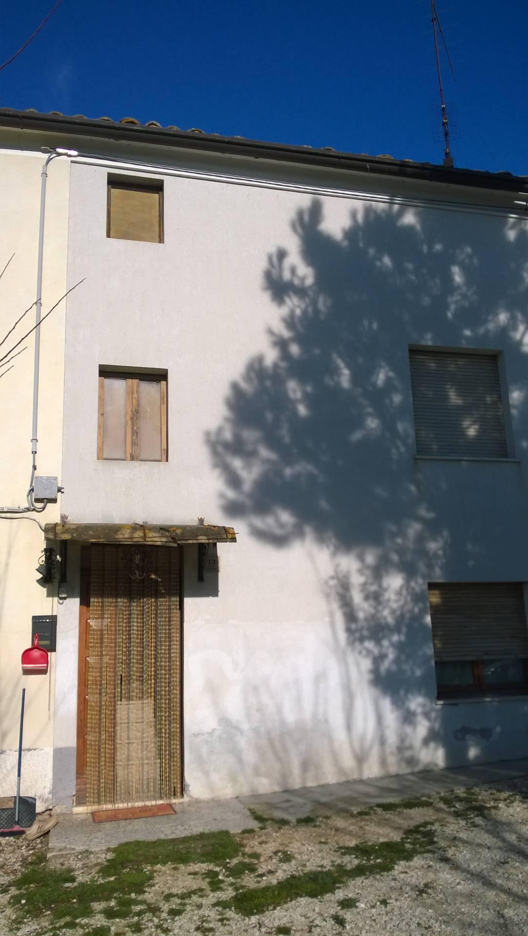 Soluzione Indipendente in Vendita a Servigliano
