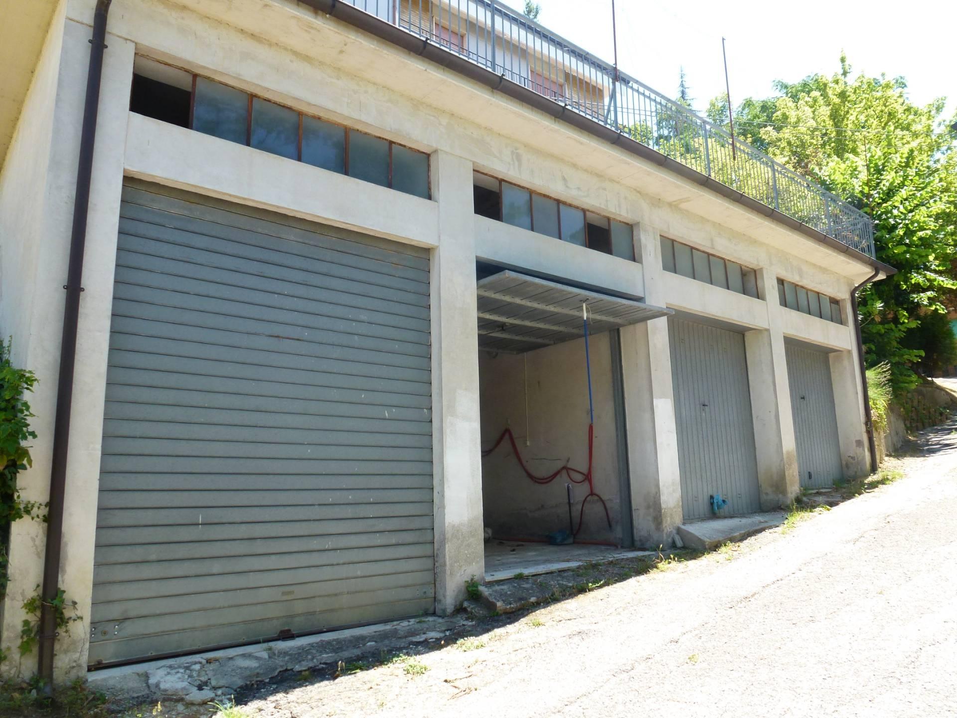 Box / Garage in vendita a Montegiorgio, 1 locali, prezzo € 35.000 | CambioCasa.it
