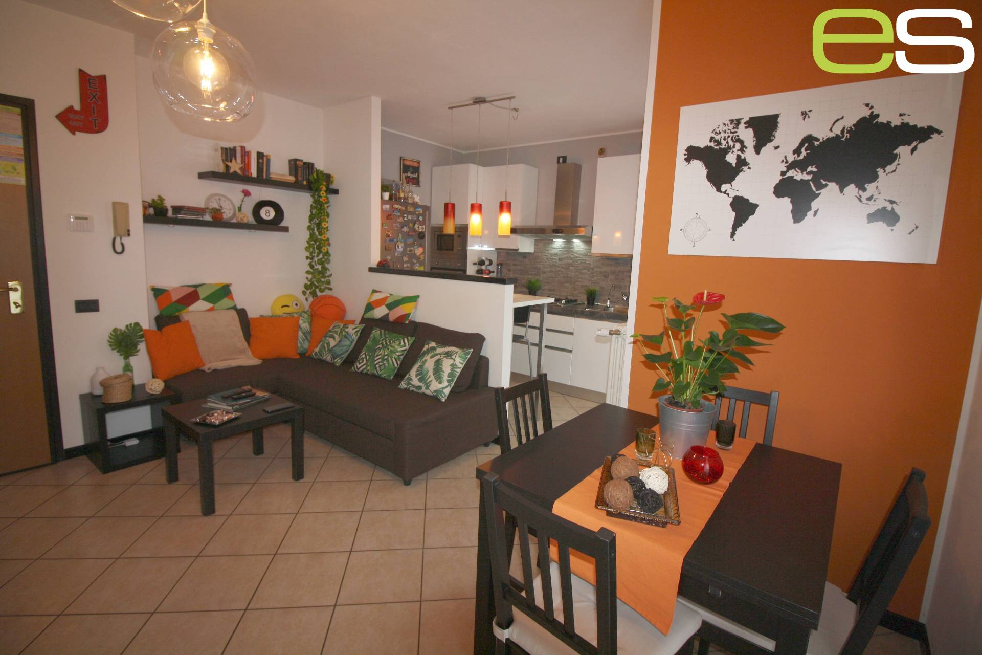 Appartamento in vendita a Costa Masnaga, 2 locali, prezzo € 97.000 | PortaleAgenzieImmobiliari.it