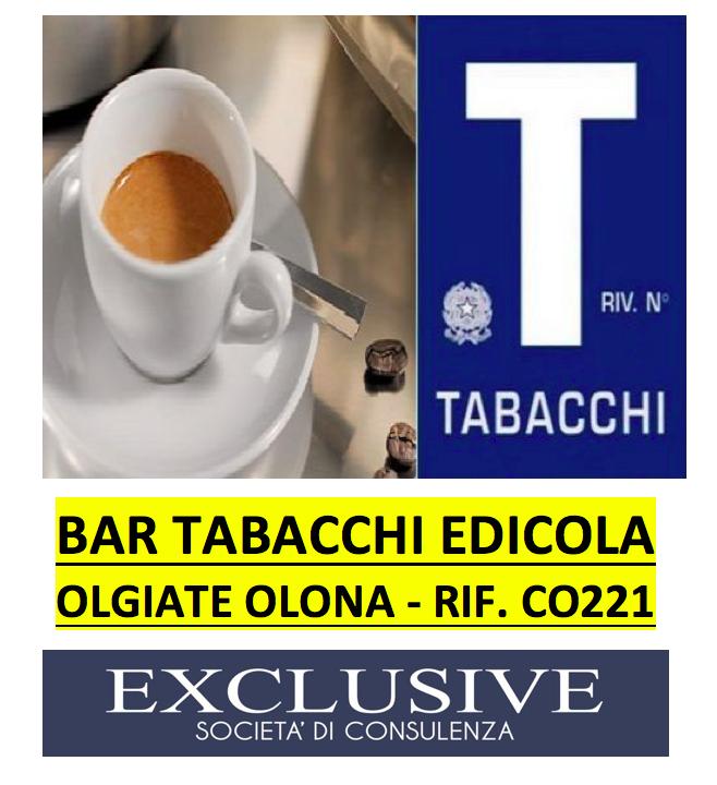Bar in Vendita a Olgiate Olona