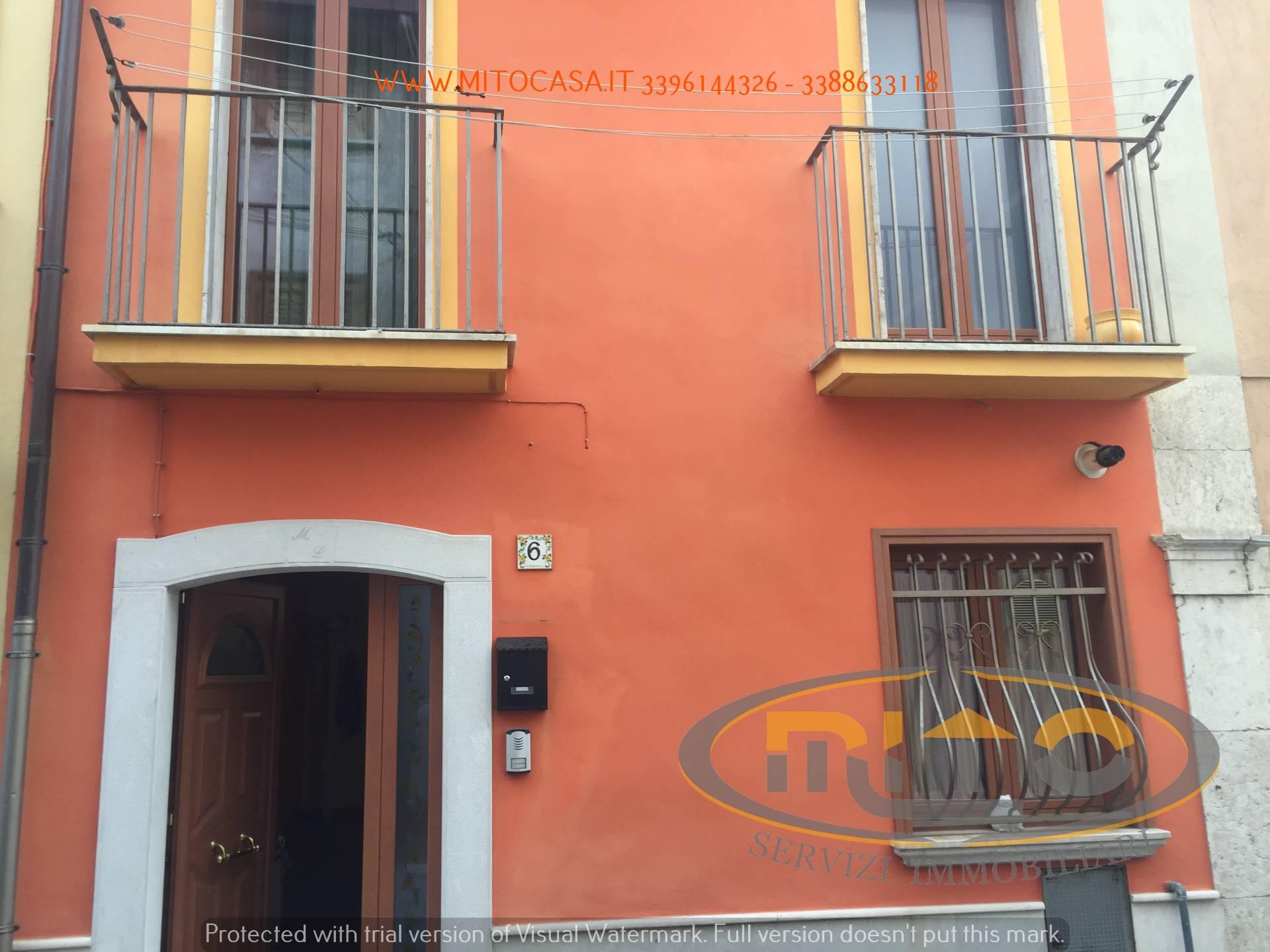 Appartamento in vendita a Cerreto Sannita, 3 locali, prezzo € 70.000 | CambioCasa.it