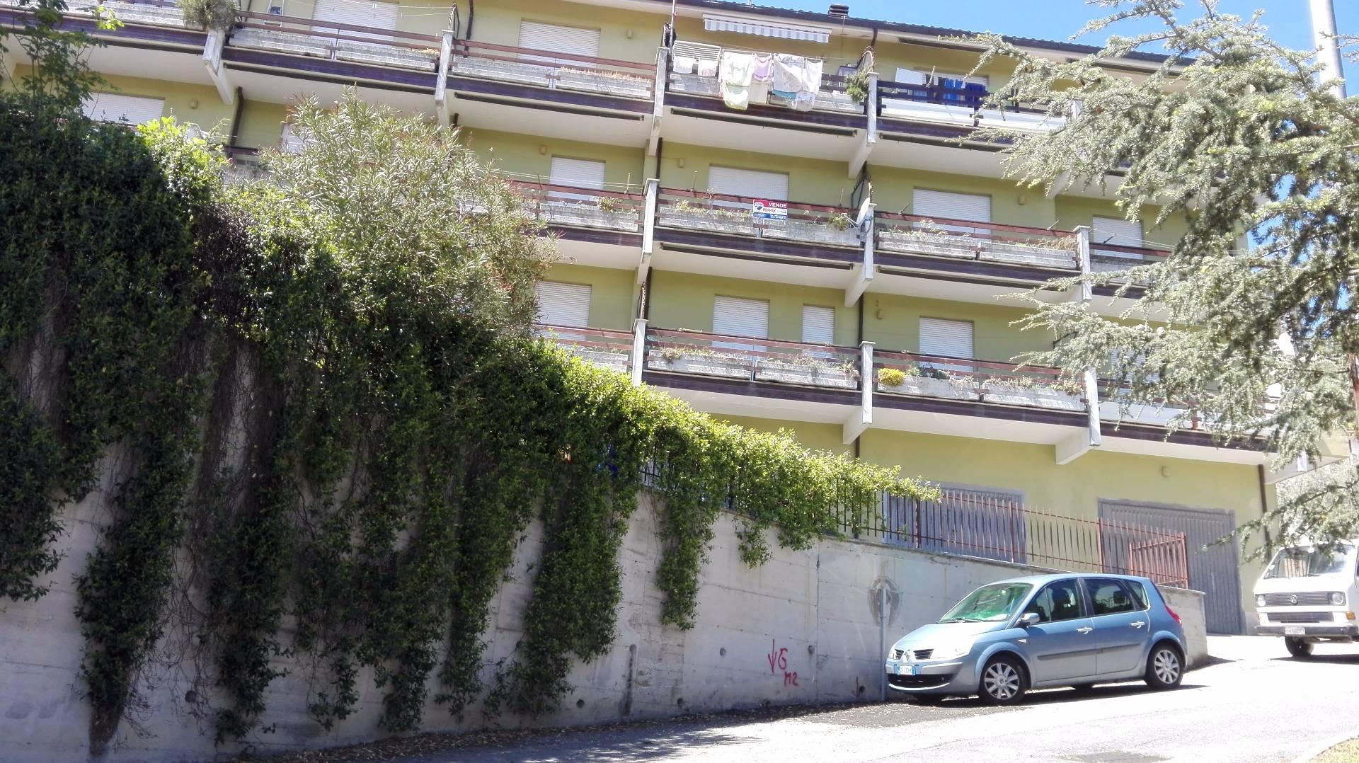 Appartamento in vendita a Pisoniano, 3 locali, prezzo € 99.000 | Cambio Casa.it