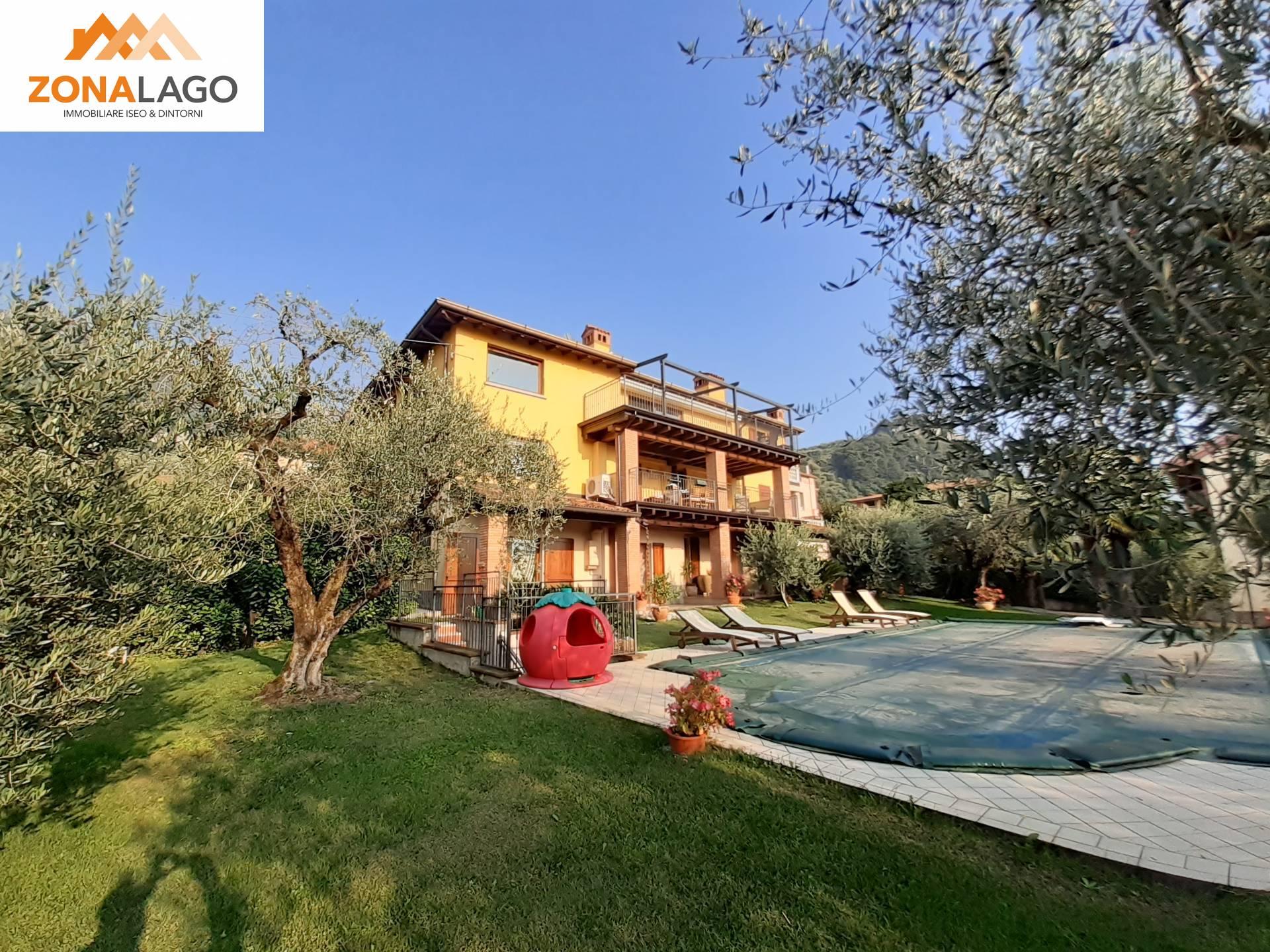 Appartamento in vendita a Marone, 3 locali, zona Località: Centro/centrostorico, prezzo € 330.000   PortaleAgenzieImmobiliari.it