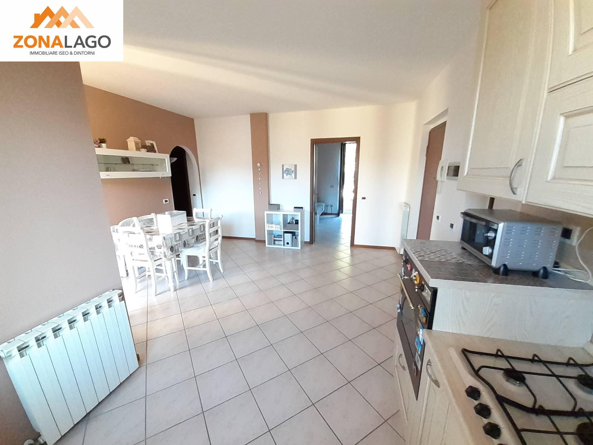 Appartamento in vendita a Marone, 3 locali, prezzo € 147.000 | PortaleAgenzieImmobiliari.it