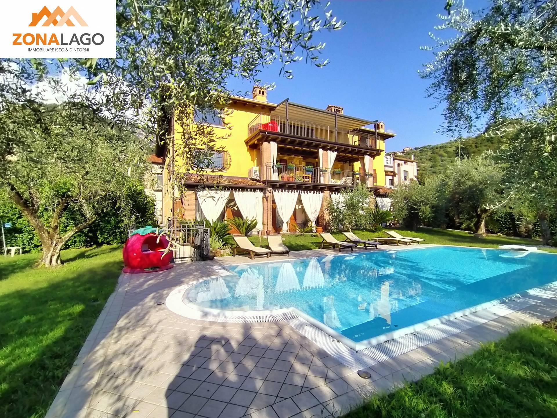 Appartamento in vendita a Marone, 3 locali, zona Località: Centro/centrostorico, prezzo € 285.000 | PortaleAgenzieImmobiliari.it