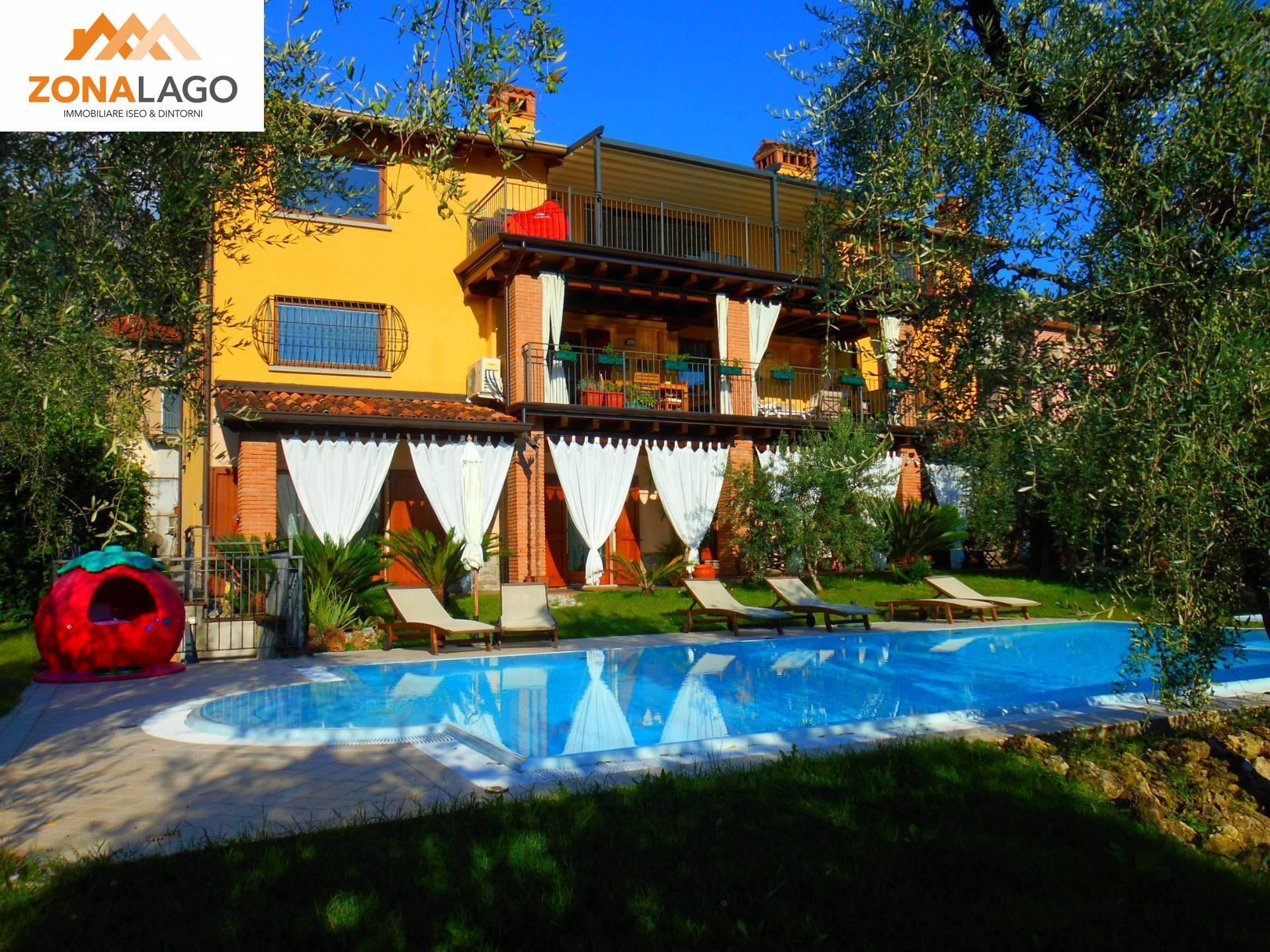Appartamento in vendita a Iseo, 3 locali, prezzo € 285.000 | PortaleAgenzieImmobiliari.it