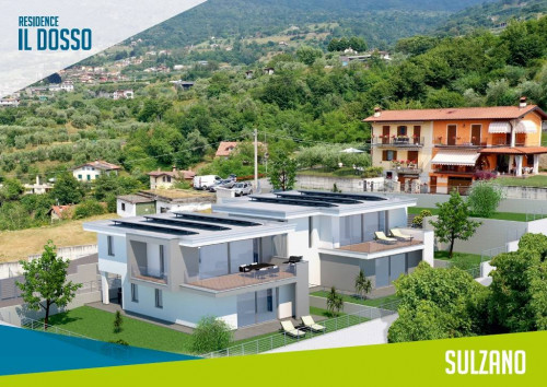 Appartamento in Vendita a Sulzano